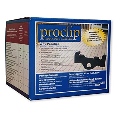 Proclip Box Tiger Claw 90 Piece