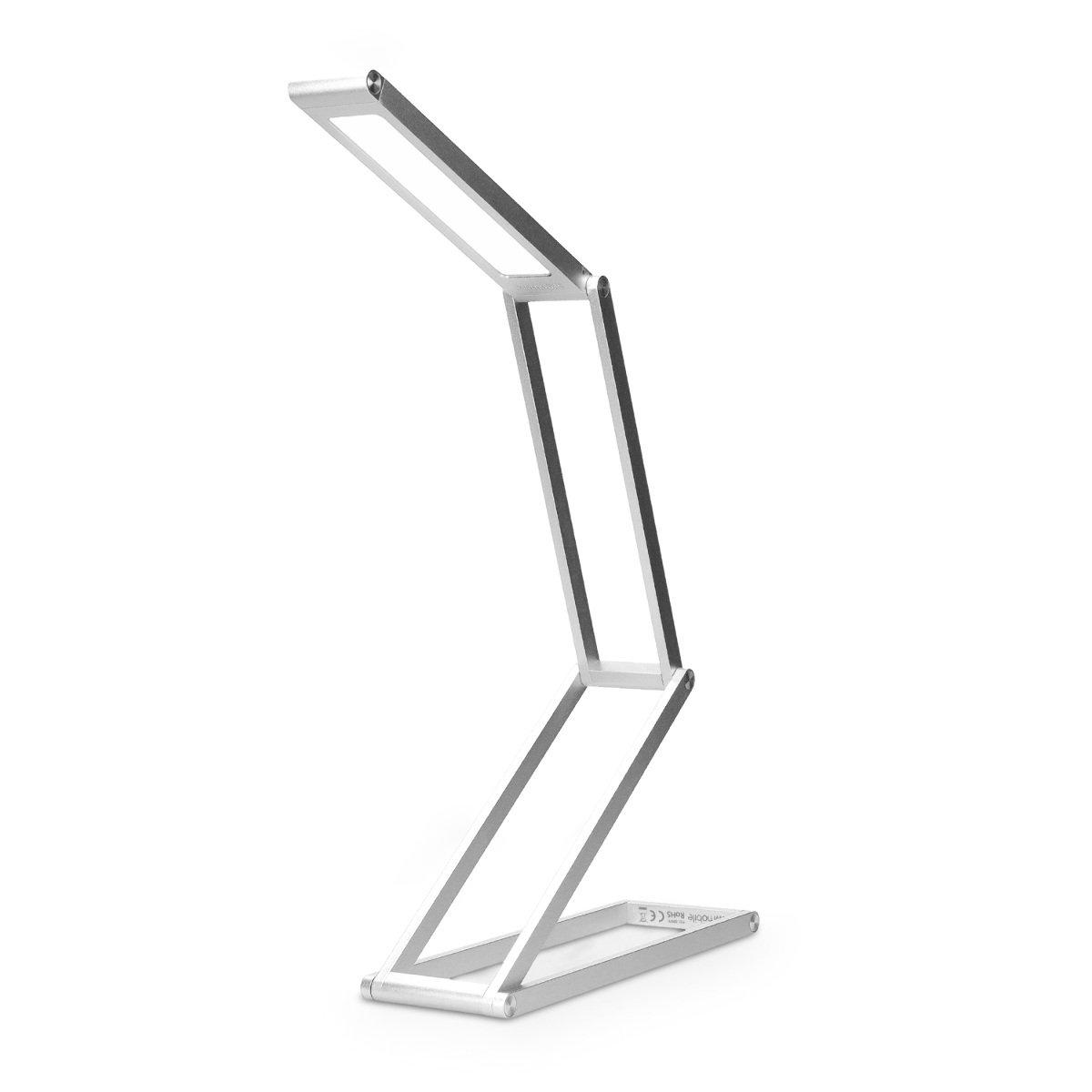 Lámpara Led minimalista, plegable y portátil, con batería interna