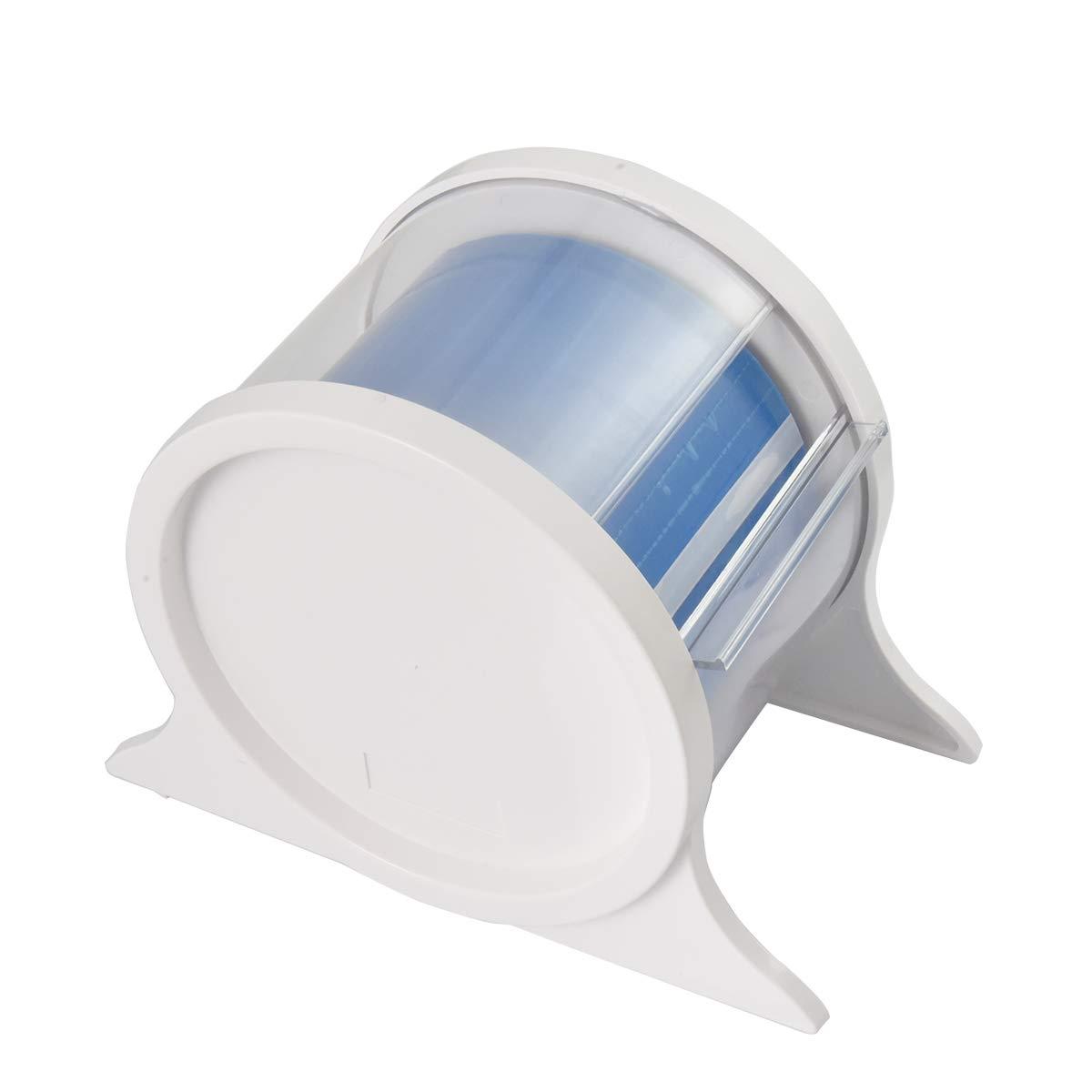 Dental Barrier Film Acrylic Dispenser Protecting Barrier Film Dispenser Box Dental Barrier Dispensers Plastic Stand Holder by Anhuadental