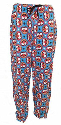 The Muppets Animal in Sunglasses Men's Lounge Pants - In Sunglasses Made England