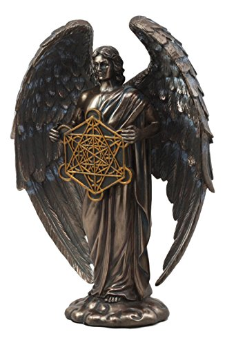 Ebros Talmudic Judaism Metatron Angel Holding...
