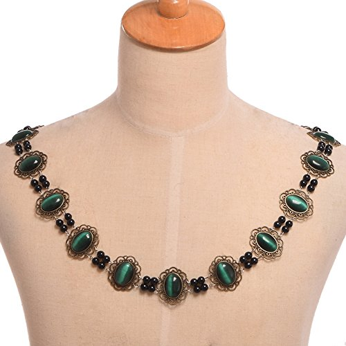 GRACEART Tudors Dynasty Necklace Chain of Office Livery Collar (Imperial (Livery Collar Costumes)