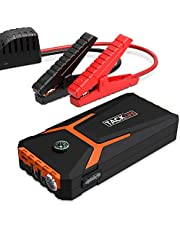 [Tacklife] T8 Mix 12000mAh Capacity Car Jump Starter up to 4.0L gas or 2.0L diesel and Power Bank