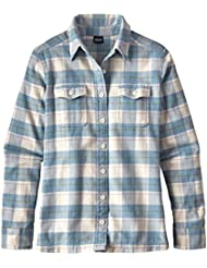 Patagonia Womens Lightweight Fjord Flannel Shirt