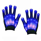 Gifts for 3-12 Year Old Girls, TOPTOY Light Up Gloves Play Toys for 3-12 Year Old Boys Girls Toys Toys for Kids TTUKTTH04