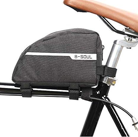 HXYL Paquete de Cuadro de Bicicleta, Bolsa de Haz Frontal de ...