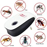 Best Pest Controls - Michat 4 Pack Pest Control Ultrasonic Repeller Effectively Review