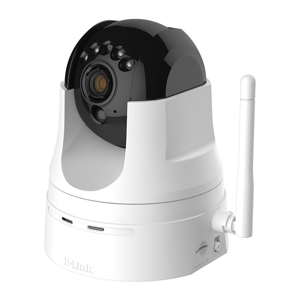 Amazon.com : D-Link DCS-5222L HD Pan & Tilt Wi-Fi Camera (White ...