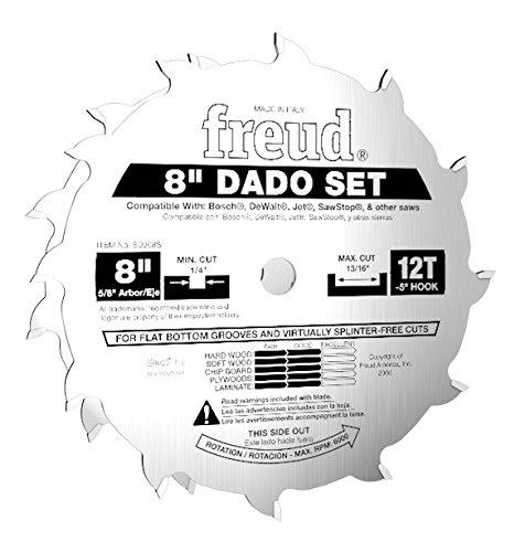Buy table saw for dado cuts