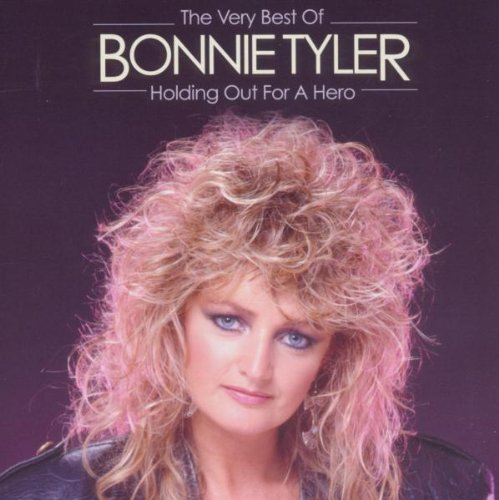 CD : Bonnie Tyler - Holding Out for a Hero: Very Best of (CD)