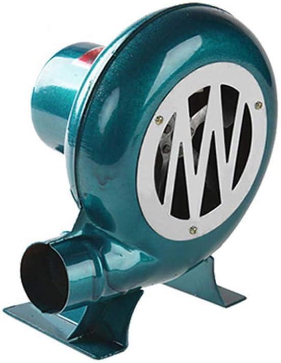 JXS 220V soplador Barbacoas - Soplador eléctrico - Carbón Forge Blower - para Barbacoa, Chimenea Ventilador, Inicio,80W