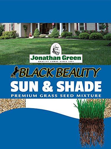 Jonathan Green 12001 Sun and Shade Grass Seed Mix, 1 Pounds by Jonathan Green