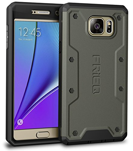 Galaxy Note 5 Case, FRiEQ Full-body Heavy Duty Rugged Galaxy