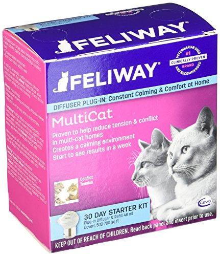 CEVA-Animal-Health-D89410B-Feliway-MultiCat-Starter-Kit-48ml