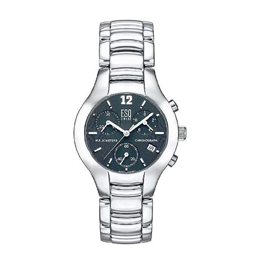 ESQ Previa Quartz Male Watch 7300760 (Certified Pre-Owned)