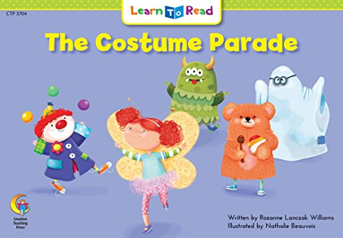 [The Costume Parade Learn to Read, Math (Learn to Read Math Series/Emergent Reader Level 1)] (Simple Creative Costumes)