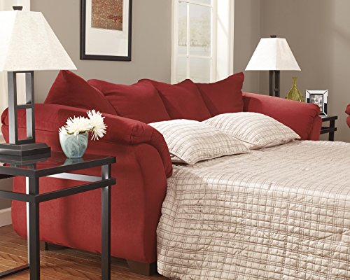 Ashley Furniture Signature Design - Darcy Sleeper Sofa - ...