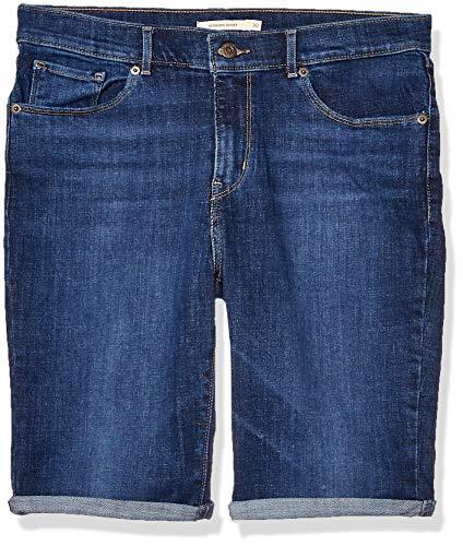 Levi's Women's Bermuda Shorts, Dark Indigo Moon, 31 (US 12) (Vintage Levis Shorts)