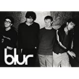 BLUR #5 - 90s indi band - Damon Albarn - Music band - music legends - A3 Poster - print - picture by Salopian Sales