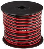 Rockville R14GSBR100 Red/Black 14 Gauge 100-Feet Mini Spool - Best Reviews Guide