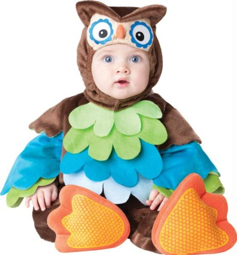 What a Hoot Baby Infant Costume - Infant (Bad Owl Costume)