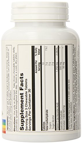 Solaray QBC Plex Supplement, 90 Count