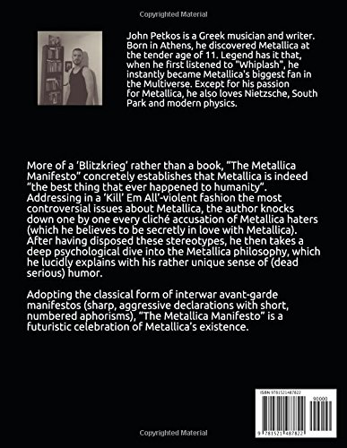 The Metallica Manifesto: A declaration for Metallica lovers and