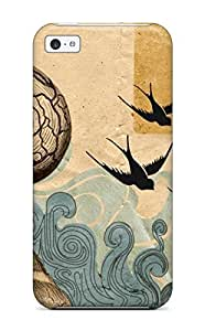 linJUN FENGFlexible Tpu Back Case Cover For ipod touch 5 - Anatomy Artistic Abstract Artistic