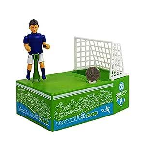 YLiansong Dinero Hucha Juguetes creativos de fútbol Hucha ...