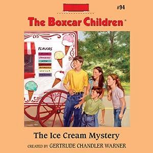 The Ice Cream Mystery Audiobook