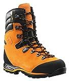 Haix Mens Protector Prime Work Boot, Orange, 11.5, 603102W-11.5