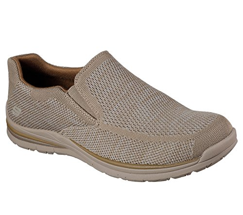 Skechers Mens Lifestyle 65199 Superior 2.0 Taupe