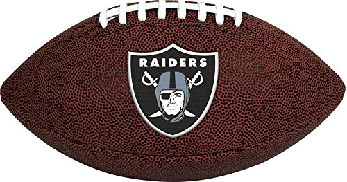 NFL Oakland Raiders Game Time Football