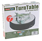 Best kid turntable - Trumpeter Battery Operated Round Mirrored Display Turntable Review