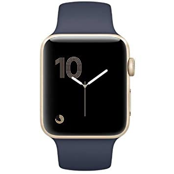 Apple Watch Series 1 OLED Oro Reloj Inteligente - Relojes Inteligentes (OLED, Pantalla táctil