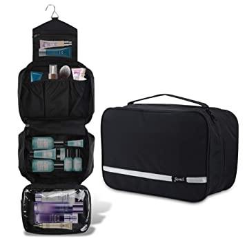 f4696c3a00e5 Amazon.com   Travel Toiletry Bag Organizer