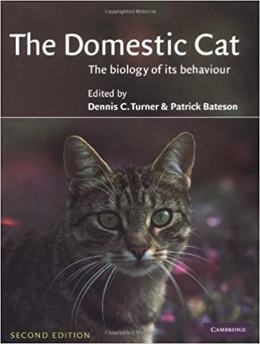 The Domestic Cat: The Biology of its Behaviour (2000-06-26)