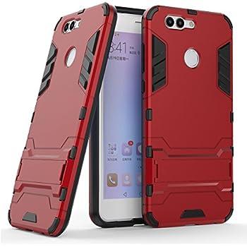 Amazon.com: Huawei P10 Selfie Case, Huawei P10 Selfie Faux ...