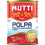 Mutti Finely Chopped Tomatoes 400 Gram