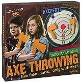 Toysmith Warrior's Mark Indoor/Axe Throwing Game Warrior's Mark Indoor/Outdoor Foam Axe Throwing Game