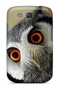 Awesome Design Baby Owl Hard Case Cover For Galaxy S3