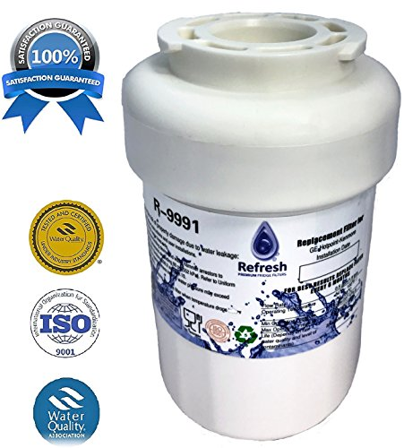 GE MWF SmartWater Compatible Water Filter for Refrigerator