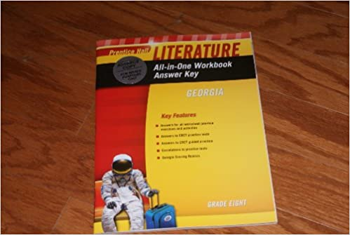 Prentice Hall Literature All In One Workbook Prentice Hall