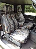 60 40 seat cover camo - Durafit Seat Covers, T772-XD3 Camo 1995-2000 Toyota Tacoma Front 60/40 Split Bench Seat Integrated Armrest Seat Covers in Waterproof Endura.