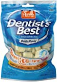 Hartz Dentist's Best 2-Inch Bone - 10-Pack