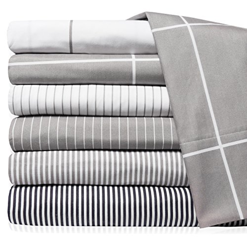 King Size Bed Sheets 6 Piece sheet Pillowcase Sets