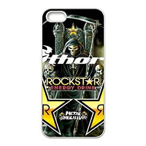 JIANADA Grim Reaper Cell Phone Case for Iphone 5s