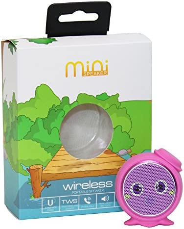 Lovely Pet Mini Bluetooth Speaker for Kids Wireless Rich Room-Filling Sound for iPhone iPad Samsung HTC