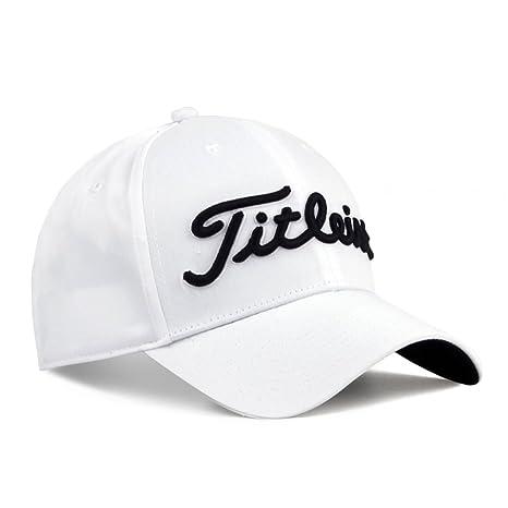 0f6050446b5 Amazon.com   Titleist Performance Twill Golf Cap 2017   Sports ...