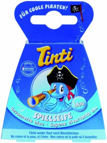 Tinti Spielseife 50 g blau
